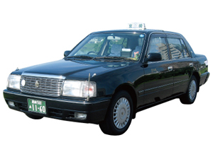 三和交通 中型タクシー